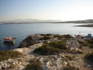 Development land of 50,000 m² at Naousa (Paros)