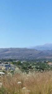 1,050 sq.m. development land at Nea Kydonia close to Chania (Crete)