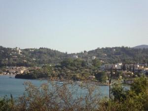 7.227 sq.m. site at Corfu