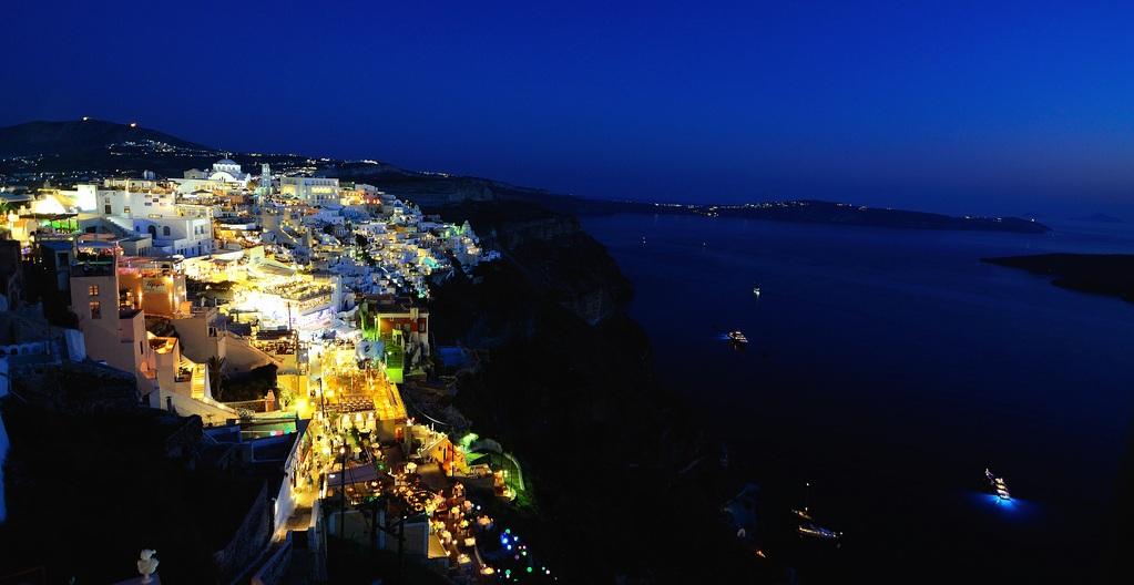 The Island of Santorini, Greece