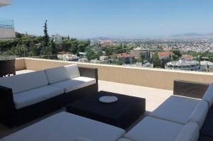 Luxurious 350 sq.m. maisonette at Kifisia
