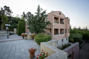 Country villa at Heraklion (Crete)